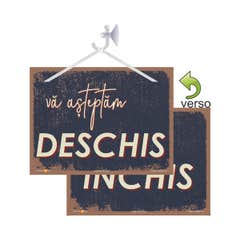 Indicator Inchis Deschis • Creative Sign