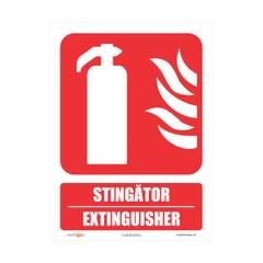 Indicator Bilingv Stingator • Creative Sign