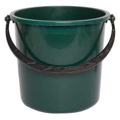 Galeata plastic, 10 l, verde