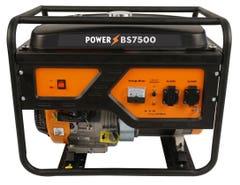 Generator power bs7500