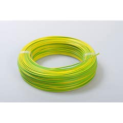 Cablu FY, verde galben, 1 x 1.5 mmp, 100 m