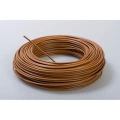 Cablu FY, maro, 1 x 1.5 mmp, 100 m