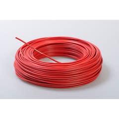 Cablu FY, rosu, 1 x 1.5 mmp, 100 m