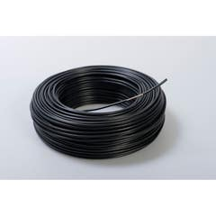 Cablu FY, negru, 1 x 1.5 mmp, 100 m