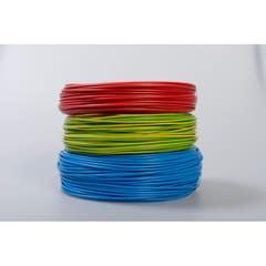 Cablu FY, albastru, 1 x 2.5 mmp, 100 m