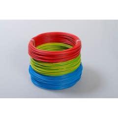 Cablu FY, rosu, 1 x 2.5 mmp, 100 m