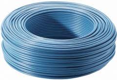 Cablu FY, albastru 1 x 1.5 mmp, 25 m