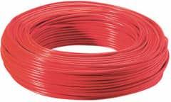 Cablu FY, rosu, 1 x 2.5 mmp, 25 m