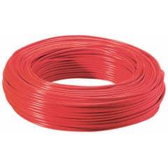 Cablu FY, rosu, 1 x 1.5 mmp, 10 m