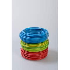 Cablu FY, albastru, 1 x 2.5 mmp, 10 m