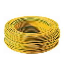 Cablu MYF, verde galben, 2.5 mmp, 25 m