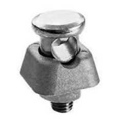 Regleta terminala pentru sisteme de impamantare cu 1 surub aluminiu