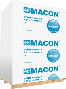 BCA 60 x 25 x 15 cm •  Macon