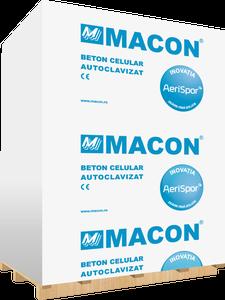 BCA  60 x 25 x 10 cm, palet complet 20 • Macon