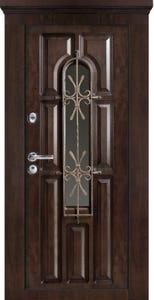 Usa exterior cu deschidere dreapta, 206 x 89 cm • Steel Door M760
