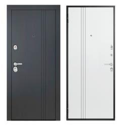 Usa exterioara de apartament, deschidere stanga, 206 x 89 cm • Steel Door M700