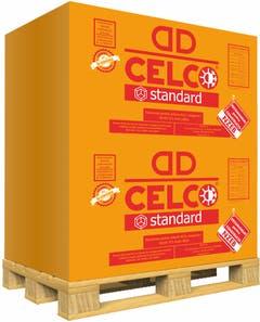 BCA 62.5 x 24 x 10 cm •  Celco