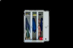 Vestiar metalica 3 usi • Coarmet
