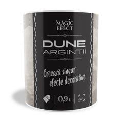 Vopsea cu efect decorativ , argintiu 01, 0.9 L - Magic Effect Dune