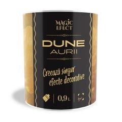Vopsea cu efect decorativ, auriu 02,  0.9 L - Magic Effect Dune