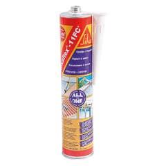 Adeziv alb, 300 ml •  Sikaflex