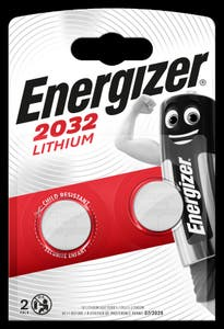 Baterie CR2032 2BUC • Energizer, Alkalina