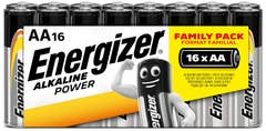 Baterii Alcaline BL 16 BC R06 • Energizer, Alkalina