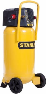 Compresor vertical fara ulei 50L 2 CP/1,5 kW 10Bar • Stanley