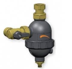 Filtru impuritati centrala, Protector 3 • Ferroli