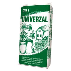 Pamant pentru flori, universal, 20 l