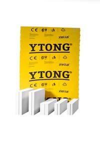 BCA  60 x 20 x 12.5 cm NF • Ytong