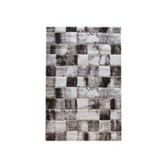 Covor living, alb, polipropilena, 160 x 250 cm • Messi