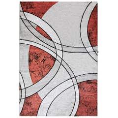 Covor living, crem, 180 x 120 cm • Siesta 1499A