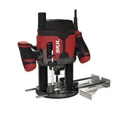 Freza electrica verticala 1200 W, 28000 rpm • Skill VA1E1851AA