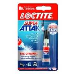 Adeziv instant 3 g • Loctite Super Attak
