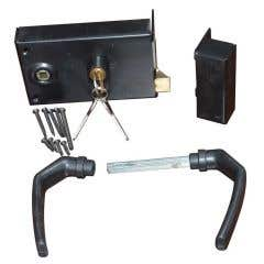 Set sistem Inchidere porti, 30 mm