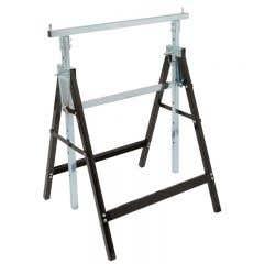 Suport lucru reglabil din metal, 68 x 58 x (80 - 130) cm
