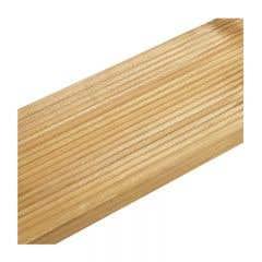 Dusumea pentru terasa, lemn de pin, 2.7 x 14.4 x 240 cm