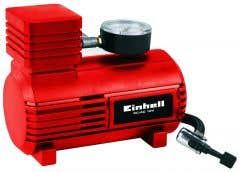 Compresor auto CC-AC 12V, 12V, 18 bar, furtun 450 mm • Einhell
