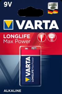 Baterie alcalina, 6LR61 • Varta