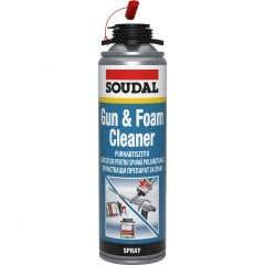 Curatator pentru spuma lichida, 500 ml • Soudal