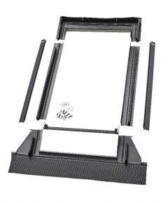Rama etans, fereastra mansarda, gri, 78 x 118 cm • Velux EDW