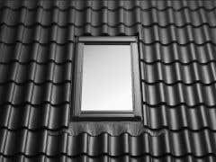 Rama etansare, fereastra mansarda 78 x 140 cm, impermeabil, aluminiu • Velux EDW