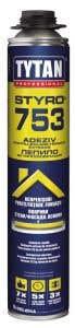 Adeziv, 750 ml •  Tytan Styro