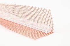 Profil PVC 20 x 20 mm cu plasă 10 x 10 cm • Profeel