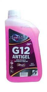 Antigel Carmax G12 rosu, 1 l