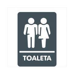 Indicator Toaleta • Creative Sign