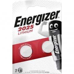Baterie CR2025 2BUC • Energizer, Alkalina