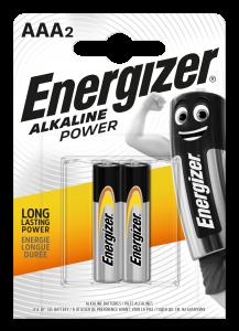 Baterie AAA, 2BC • Energizer, Alkalina
