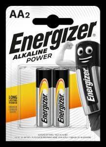 Baterie AA, 2BUC • Energizer, Alkalina